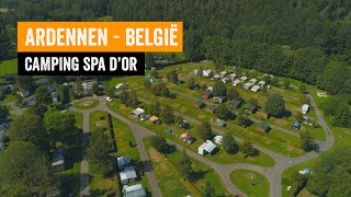 Camping Spa d'Or I Ardennen België