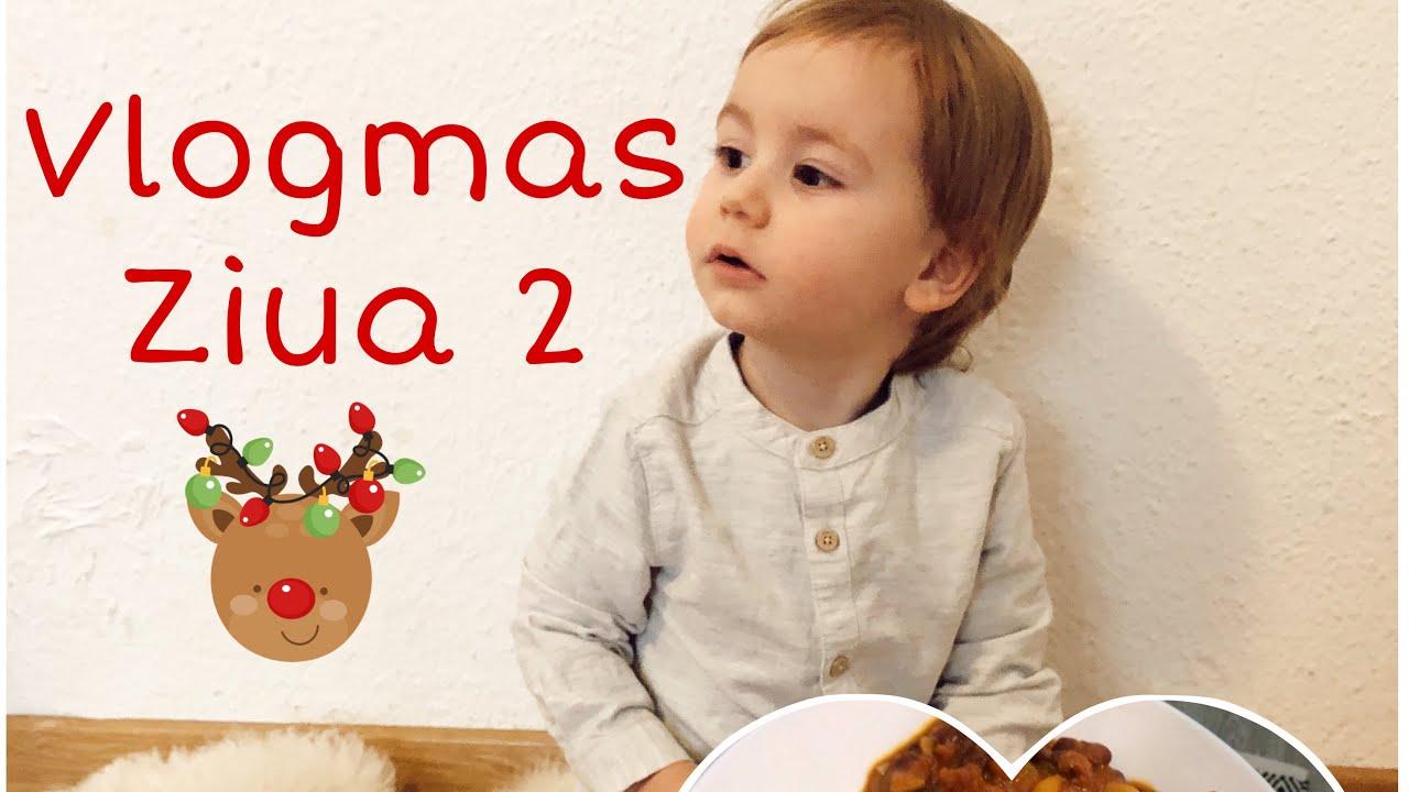??VLOGMAS?? /Ziua 2 /Cumpărături LIDL/Gătim românește /Magazine pline cu ciocolată?