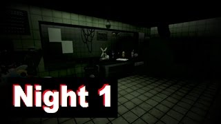 """(ROBLOX) """"THERES NOTHING JUST ATRACTION OK"""" Five Night es At Freddy es 3 Fanmade Teil 1"""