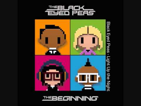 Download Black Eyed Peas - Light Up the Night (EXCLUSIVE)