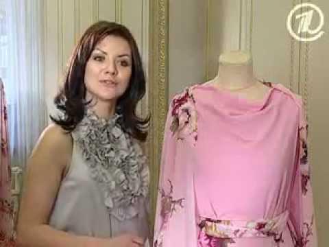 Ольга никишина платье видео