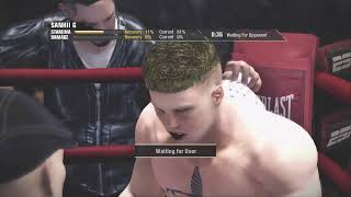 FIGHT NIGHT CHAMPION OWC & RANKED FIGHTS 15