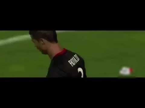 Cristiano Ronaldo Angry Reaction & Foul on Pogba - Portugal vs France 0-0 Friendly Match 2015