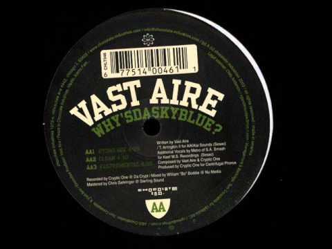 Vast Aire - Why'sdaskyblue?