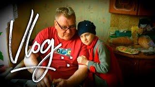 VLOG: На юбилей к свёкру -- Лиза Коробкова