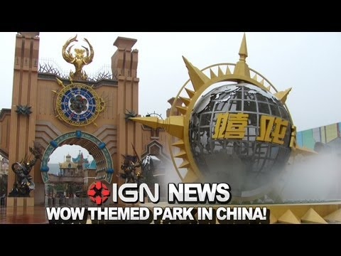 IGN News - Illegal World of Warcraft Theme Park Open in China