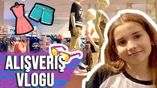 Tatil İçin Alışveriş Vlog. Ecrin Su Çoban