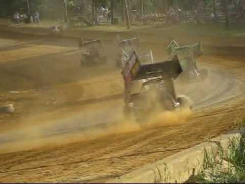 Shippensburg Speedway Heat 7 10 2010