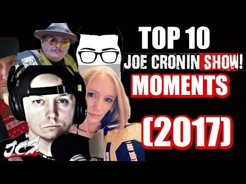 Top 10 Joe Cronin Show Moments (2017)