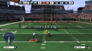 Madden NFL 15, in Honor of Opening Kickoff