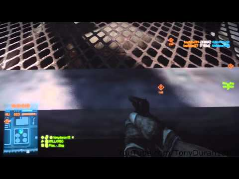 Battlefield 3 Glitch New Invincible WallBreach On Kharg Island!