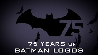 Animated History of the Batman Logo