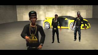 "Ace Hood Feat. Future & Rick Ross - ""Bugatti"" (IMVU Music Video)"