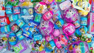 Surprise Eggs with Surprise Toys: Peppa Pig, Masha and the Bear, PJ Masks, LOL surprise