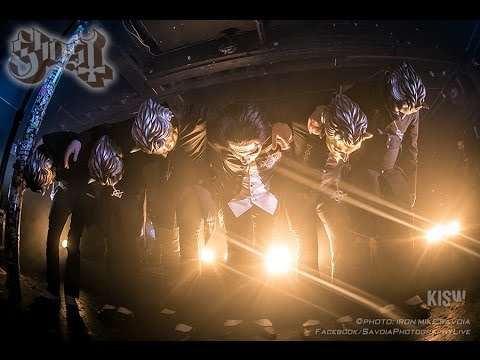 Ghost - Ghosts/Cirice/Mummy Dust Live KISW/EL Corazon - Seattle 10.20.15