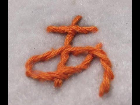 刺繍でイニシャルの縫い方のコツ20選 ...