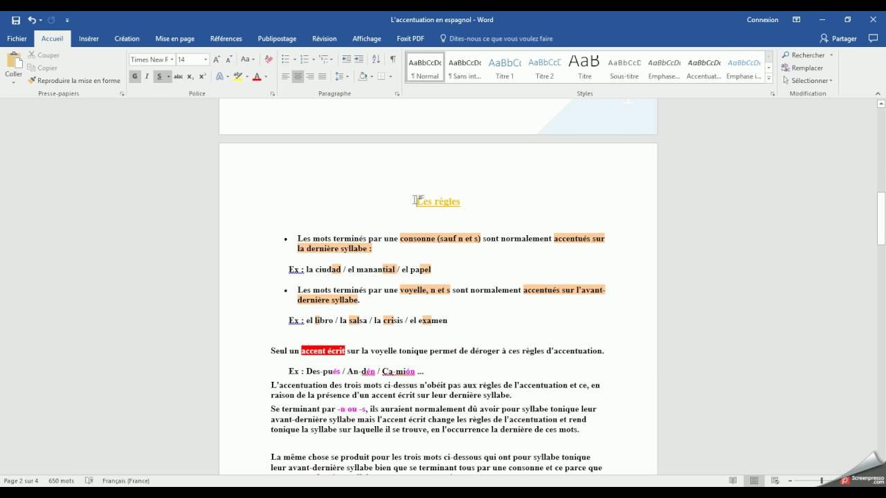 Comment Numéroter Des Pages Automatiquement Sans Numéroter La Page De Garde