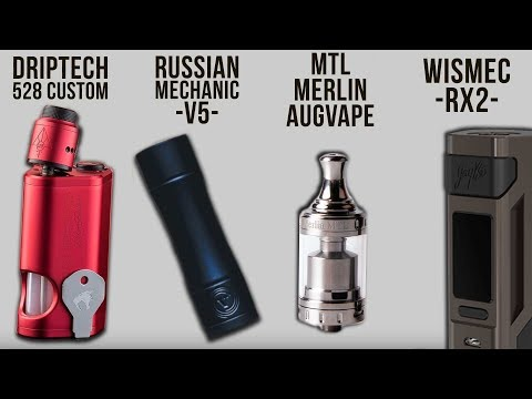 Russian Mechanic v5 | 528 Driptech | RX2 | MTL Merlin | Энжи Нюс #7