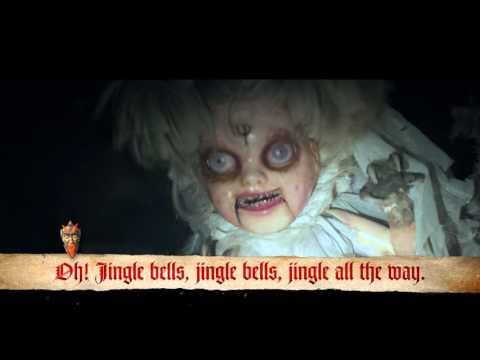 Krampus - Jingle Bells Lyric Video (HD)