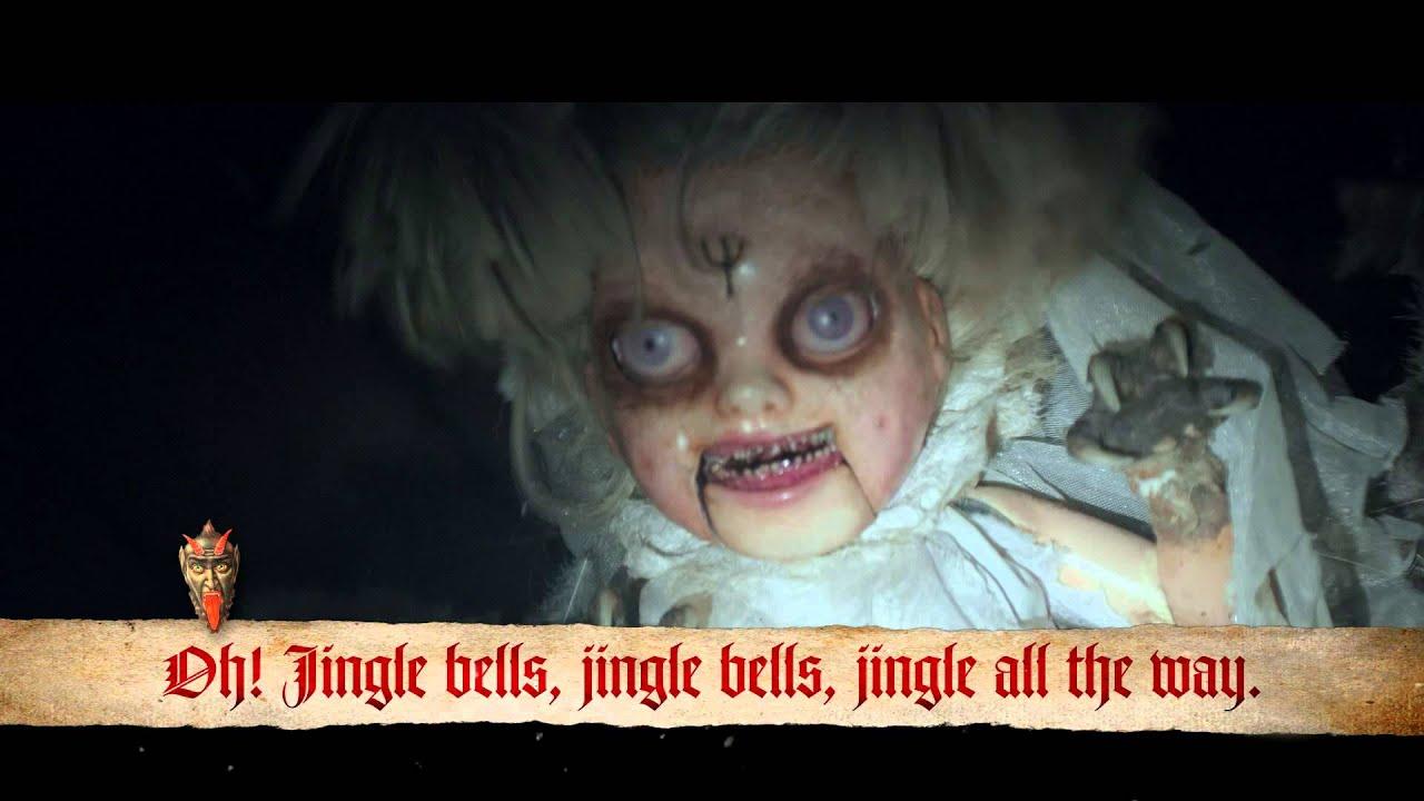 krampus jingle bells lyric video hd youtube