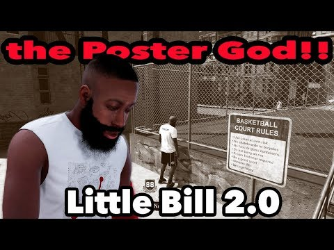 The Poster God   NBA 2K18 Playground   2.0 is Already a Beast