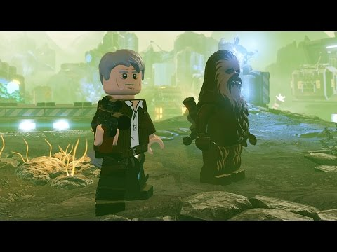 LEGO Star Wars: The Force Awakens - New Adventures Trailer