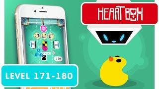 Official Heart Box Walkthrough Level 171-180