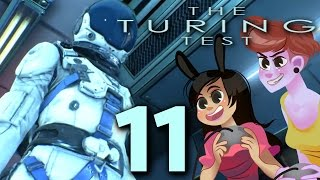 THE TURING TEST - 2 Girls 1 Let's Play Part 11: Human Element