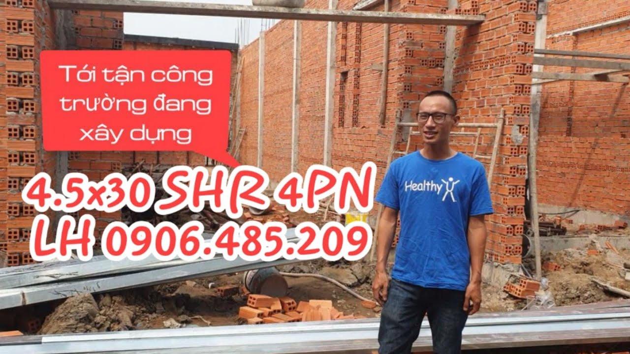 Nhà Bình Chánh đổ đúc thật giá từ 400tr LH 0906485209