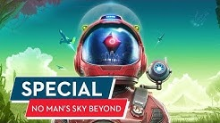 No Man's Sky Beyond: Das neue Update im Überblick