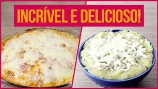ALMOÇO FITNESS FÁCIL E DELICIOSO | Receitas Fit Fáceis para um Almoço Saudável!