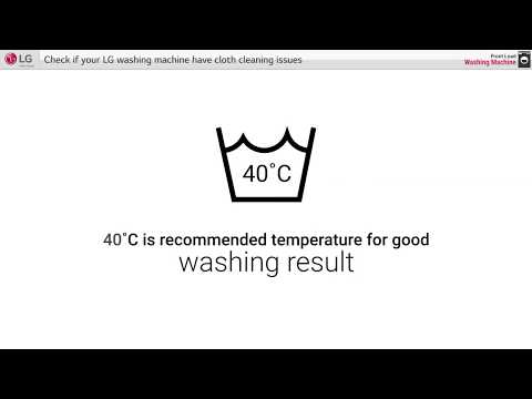 [LG Front Load Washer] - Does your Wash Machine have cleaning issues?