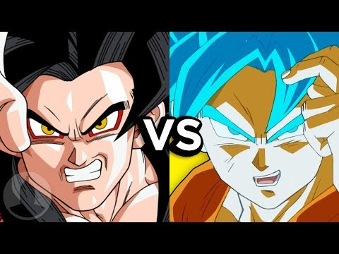 Then Vs Now - Dragon Ball GT Vs Dragon Ball Super - The Evolution Of Dragon Ball | ChannelFrederator