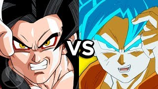 Then Vs Now - Dragon Ball GT Vs Dragon Ball Super - The Evolution Of Dragon Ball | ChannelFrederator