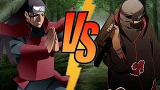 NARUTO SHIPPUDEN Ultimate Ninja STORM 4 Hashirama Senju VS Kakuzu