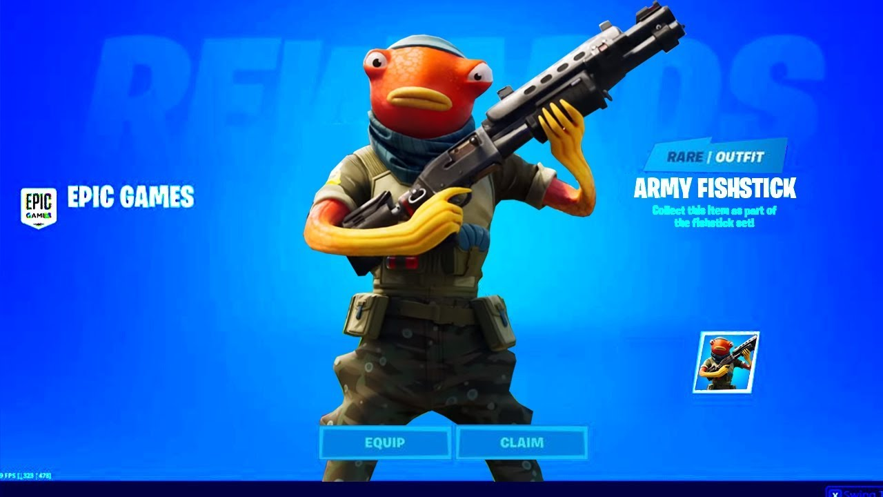 Epic Games Are Giving Out Another FREE SKIN (HOW TO GET ...