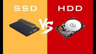 SSD VS HDD: Pros, Cons & Differences