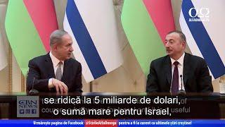 Legătura dintre Israel și Azerbaidjan | Știre Alfa Omega TV