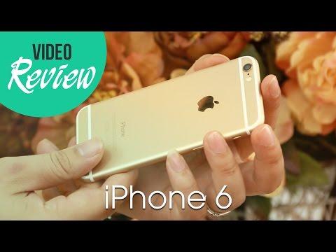 Đánh giá chi tiết iPhone 6 - Thỏa mãn những gì bạn mong muốn