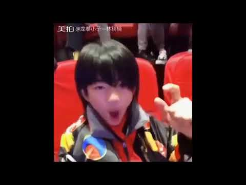 Synthesize the videos of Lin Qiunan ( P4 )