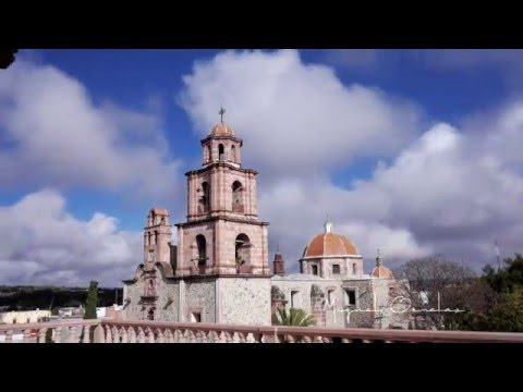 Santuario de Nuestro Padre Jesús Nazareno | Teocaltiche Jalisco Mexico | Timelapse