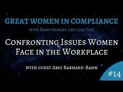 Confronting Issues Women Face in the Workplace