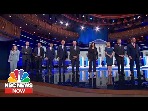 2020 On The Issues: Top Marginal Tax Rate  NBC News Now