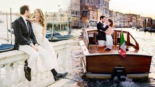 Love story в Венеции: актер Евгений Пронин и его невеста
