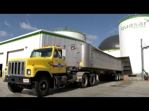 Landfills Convert Biogas Into Renewable Natural Gas