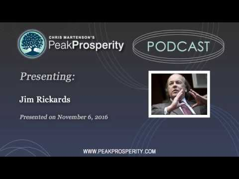 Jim Rickards: They're Going To Lock Down The System