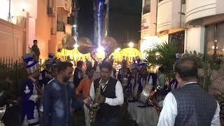 Aaj mere Yaar Ki Shadi Hai Instrumental By Rajkumar Band Surat ... 9825123499 Master Raju