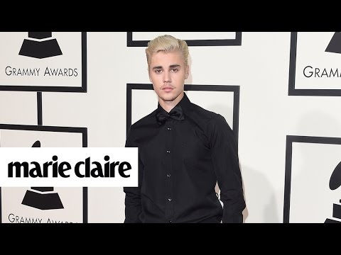 The Evolution of Justin Bieber's Hair | Marie Claire