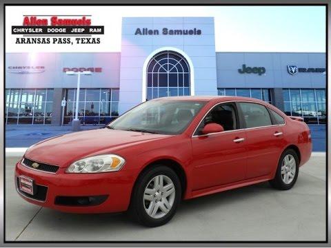 2013 Chevrolet Impala LTZ Used Car Dealer Near Corpus Christi, TX. Allen  Samuels ...