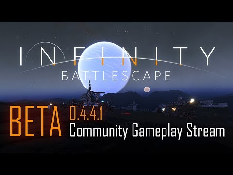 Infinity: Battlescape - Community Beta Testing And Gameplay
